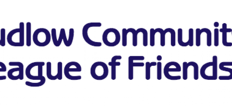 Ludlow Community Hospital League of Friends charity website live